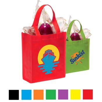Custom Gift Bag - 80GSM Non Woven Tote Bags