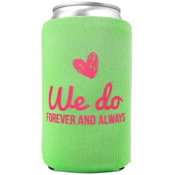 Neoprene Collapsible Can Coolers