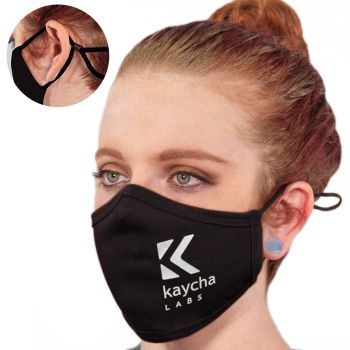 Premium Adjustable Fabric Face Masks